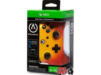 PowerA Xbox One Solar Fade Wired Controller