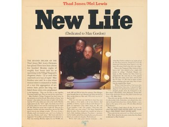LP Thad Jones & Mel Lewis  New Life