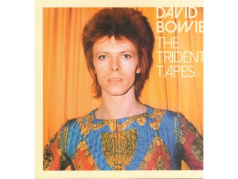 DAVID BOWIE - THE TRIDENT TAPES. LP