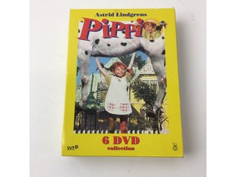 DVD-Box, Pippi, 6 DVD Collection