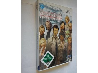 Wii: Trauma Center - New Blood