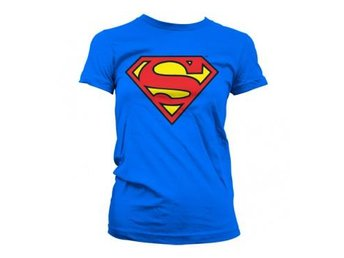 Superman T-shirt Shield Dam M