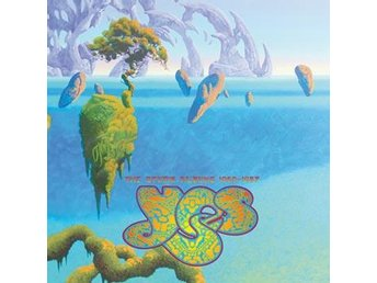 Yes: The studio albums 1969-87 (Rem) (12CD) - Nossebro - Yes: The studio albums 1969-87 (Rem) (12CD) - Nossebro