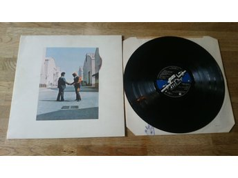 Pink Floyd LP - Wish You Were Here