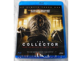 The Collector (Blu-ray) **HELT NY**