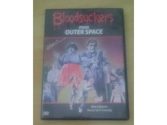Bloodsuckers From Outer Space - signerad! (NTSC)