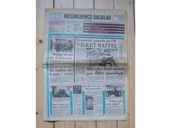 1983-04-17 Helsingborgs Dagblad. - Helsingborg - 1983-04-17 Helsingborgs Dagblad. - Helsingborg
