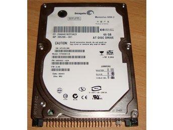 60Gb IDE hårddisk till Laptop Seagate - Hisings Backa - 60Gb IDE hårddisk till Laptop Seagate - Hisings Backa
