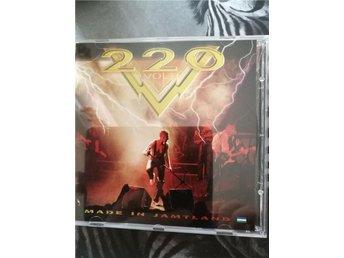 220 volt : made in jamtland live 2005 cd - Borlänge - 220 volt : made in jamtland live 2005 cd - Borlänge
