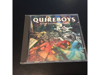 QUIREBOYS - BITTER SWEET & TWISTED. (CD)