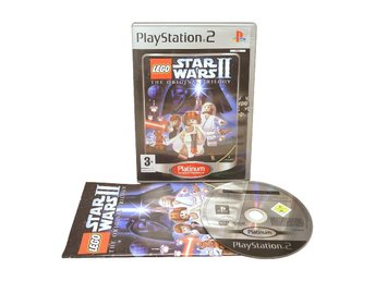 Lego Star Wars II: The Original Trilogy (Platinum / PS2)