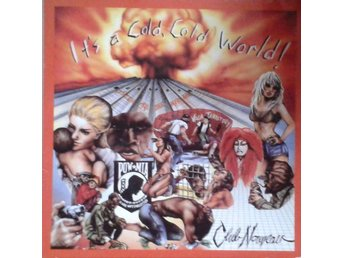 Club Nouveau title*  It's A Cold, Cold World !* Hip-House EU 12""