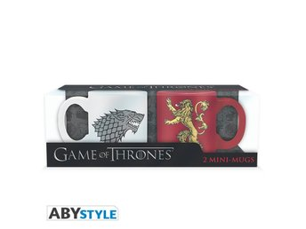 Muggar (2st) - Game of Thrones - Stark & Lannister (ABY196)