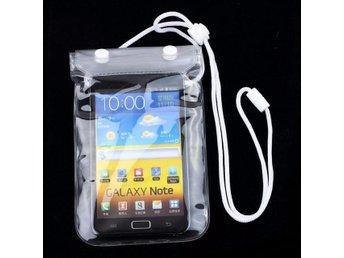 Smartphone Väska Vattentät Transparent - Hongkong - Smartphone Väska Vattentät Transparent - Hongkong