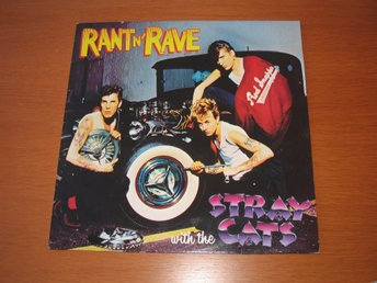 Stray Cats Rant N' Rave Arista ARI 90054 !