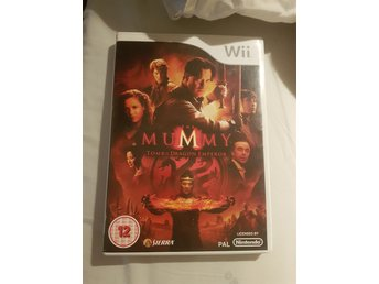 The mummy - tomb of the Dragon wii
