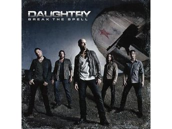 Daughtry: Break the spell 2011 (Deluxe version) (CD)
