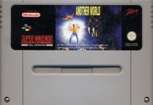 SNES - Another World (Beg)