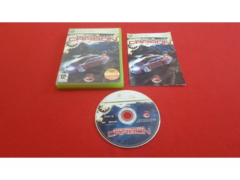 NEED FOR SPEED CARBON till Xbox 360