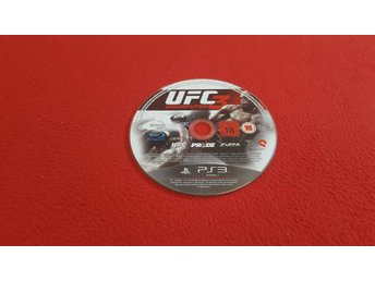 UFC UNDISPUTED 3 till Sony Playstation 3 PS3