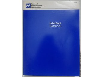 National Semiconductor Interface Databook