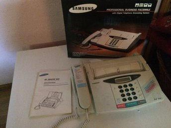 Samsung digital answering system with 2-way speakerphone