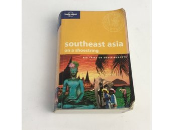 Bok, Southeast Asia on a shoestring. 2018, Lena Andersson, Pocket