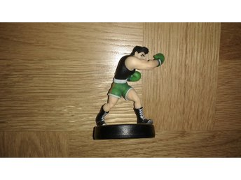 Amiibo: Little Mac Punch-Out Smash Bros Edition Nintendo Wii U 3DS