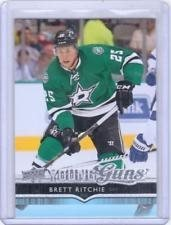 Upper Deck- Young Guns- Brett Ritchie