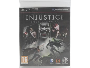 Injustice: Gods Among Us -  - PAL (EU)