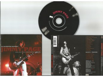 Jimmy Page - No Introduction Necessary (CD 1968-1970) with bonus tracks