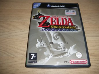 Nintendo Gamecube - The Legend of Zelda: The Wind Waker