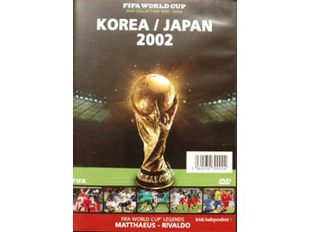 Korea/Japan 2002 - Fifa World Cup - DVD