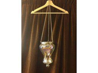 Indiska Hangande Ampel Glas Lykta Ljuslykta Lam 405877826 ᐈ Kop Pa Tradera