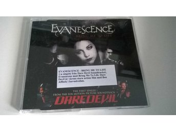 Evanescence - Bring Me To Life, CD