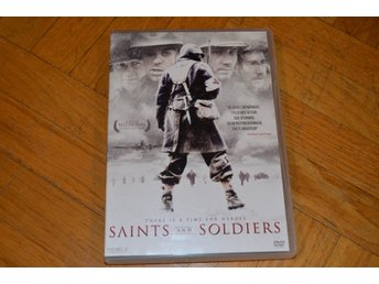 Saints And Soldiers  DVD