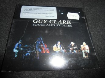 Guy Clark - Songs and stories - Digipack - 2011 - Ny