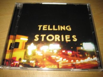 TRACEY CHAPMAN - TELLING STORIES.  DUBBEL-CD!!
