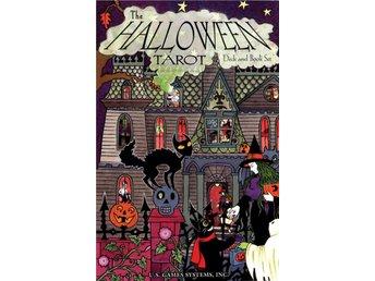 The Halloween Tarot Deck & Book Set: 78-Card Deck [With Book] - Stockholm - The Halloween Tarot Deck & Book Set: 78-Card Deck [With Book] - Stockholm