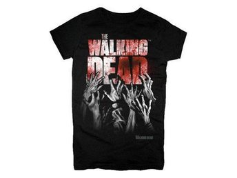 The Walking Dead T-shirt Hands Dam L