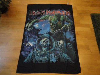 IRON MAIDEN --STOR FLAGGA - Köping - IRON MAIDEN --STOR FLAGGA - Köping