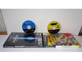 PAC.MAN WORLD 3 / STAR WARS JEDI OUTCAST