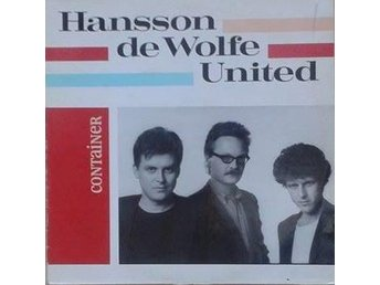 Hansson De Wolfe United title* Container* Pop LP Scandinavia