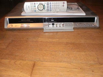 Panasonic DIGA DMR-EH55 - DVD recorder / HDD 160GB recorder with TV tuner SILVER