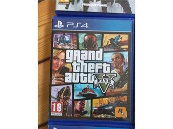 GTA V, GTA 5, PS4, Playstation 4 - Stockholm - GTA V, GTA 5, PS4, Playstation 4 - Stockholm