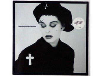 Lisa Stansfield - Affection 1989 LP