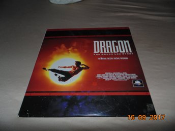 Dragon - The Bruce Lee Story - Letterboxed Edition - 2st Laserdisc