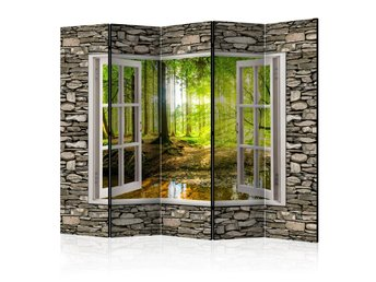 Rumsavdelare - Morning Forest II Room Dividers 225x172