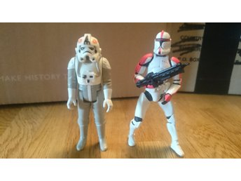 Star Wars Vintage gubbar figurer actionfigur