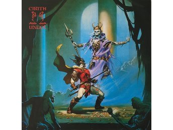 Cirith Ungol -King of the dead LP ultimate edition w/booklet